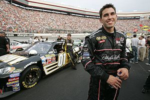 2010 NASCAR Camping World Truck Series - Aric Almirola came in second behind Bodine by 207 points