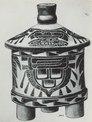 Arkeologiskt föremål från Teotihuacan - SMVK - 0307.q.0003.tif