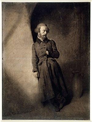 Charles-Joseph Traviès de Villers - Image: Armand Barbès en Prison by Traviès de Villers