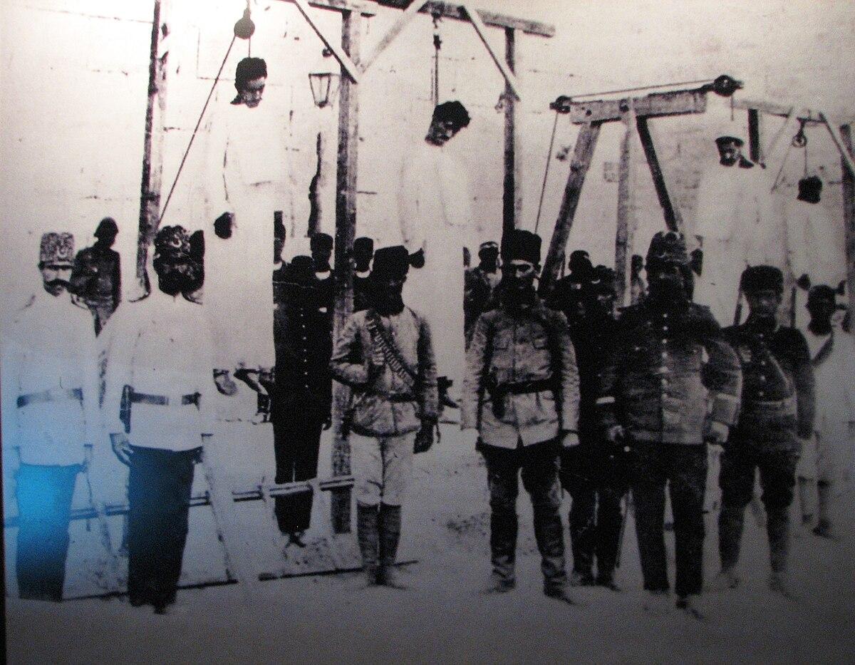 Armenian Genocide Museum-Institute 7.JPG