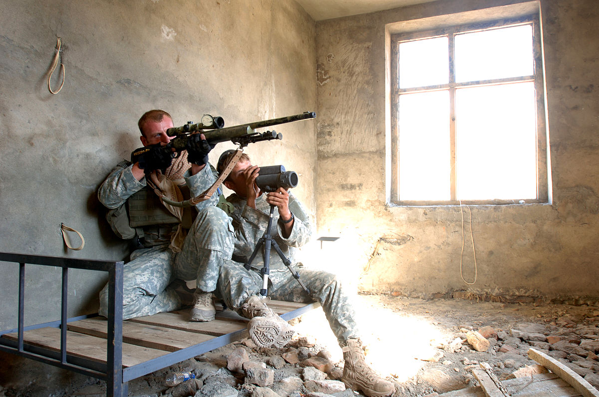 Invisible death: 7 best snipers in the history of all wars of the world 88