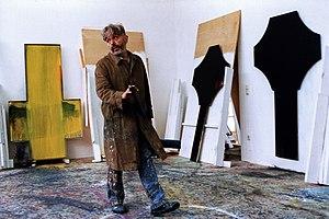 Arnulf Rainer - Image: Arnulf Rainer, Sternsucher, 1994, ein Film von Herbert Brödl