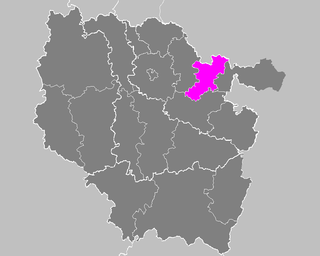 Former arrondissement in Grand Est, France