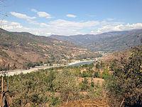 Arun River of Nepal.JPG