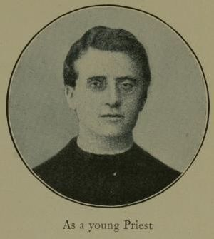 Pope Pius XI - The young Ratti as a newly ordained priest