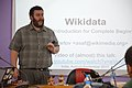 Asaf Bartov - Wikidata Workshop - Kolkata 2017-09-16 2741.JPG
