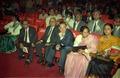 Ashesh Prasad Mitra and Paul Jozef Crutzen with Guests - Convention Centre Inaugural Ceremony - Science City - Calcutta 1996-12-21 058.tif