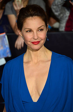 Ashley Judd vuonna 2014.