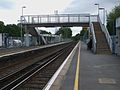 Ashtead station looking southbound.JPG