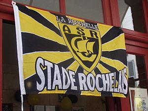 Stade Rochelais - Image: Asr