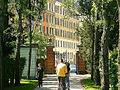 Assistens Kirkegård - Jagtvej gate.jpg