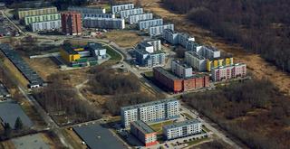 Astangu Subdistrict of Tallinn in Harju County, Estonia