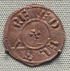 Athelstan II Guthrum Viking king of East Anglia 880.jpg