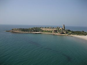 Atlit - Atlit fortress