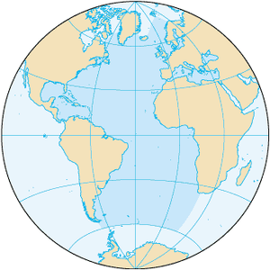 Transatlantic relations - Atlantic Ocean