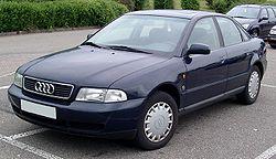 1994-1997 Audi A4 sedan