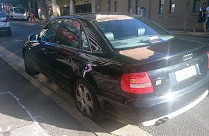 Audi S4 - Audi B5 S4 sedan