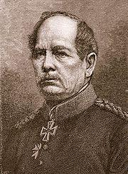 August Graf von Werder