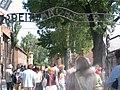 Auscwitz, The Main Gate - panoramio.jpg