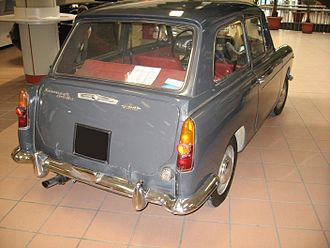 Austin A40 Farina - Innocenti A40 saloon