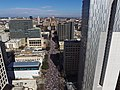 Austin Women's March Aerial View by Marshall Walker Lee by tvol is licensed under CC BY 2.0.jpg