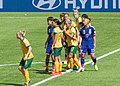 Australia vs Japan 2015-06-27 FIFA Women's World Cup Canada 2015 - Edmonton (18604031433) (cropped).jpg