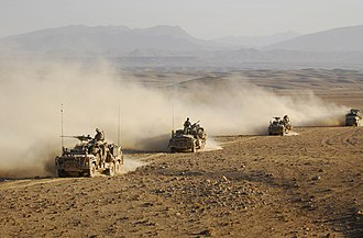Military history of Australia during the War in Afghanistan - A Special Operations Task Group patrol in October 2009