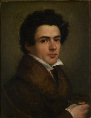 António Manuel da Fonseca - Self-portrait (1828)