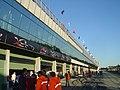 Automotodrom Brno – pits.JPG