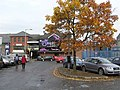 Autumn scene, Dunnes Car-park, Omagh - geograph.org.uk - 1545146.jpg