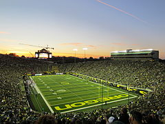 Autzen Stadium, Eugene, Oregon - 20 (2012).JPG