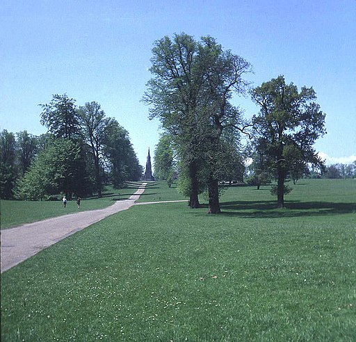 Avenue in Studley Park - geograph.org.uk - 782373