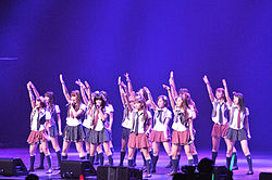 AKB48 in Los Angeles im Joa 2010
