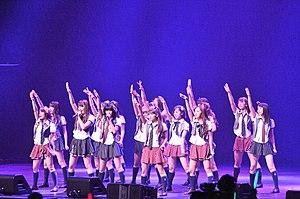 English: J!-ENT LIVE: AKB48