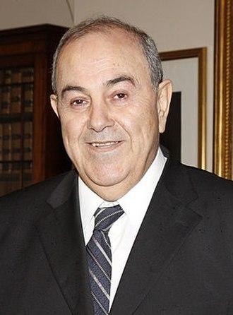 Ayad Allawi - Image: Ayad Allawi