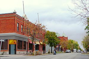 Aylmer, Quebec - Rue Principale (Main Street)