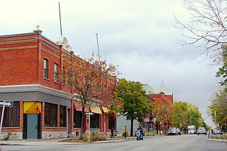 Aylmer, Quebec Sector within City of Gatineau in Quebec, Canada