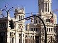 Ayuntamiento (en obras), Cibeles, Madrid - panoramio.jpg