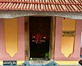 Ayyappan shrine inside a Ganapathy (Ganesha) temple in Kerala India.jpg