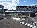 Bâtiment voyageurs vu depuis les quais à Epinay-sur-Seine T11 Express.jpg