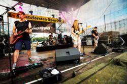Mexokred Live auf dem Staatsforsten Open Air 2016