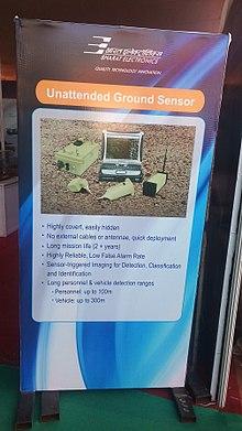 Unattended ground sensor - Wikipedia