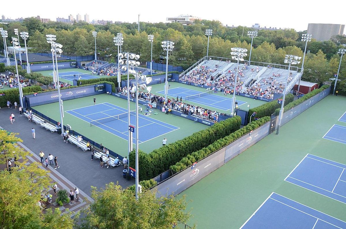 tennis flushing meadows