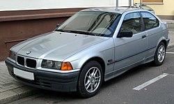 BMW 3 Serisi Compact - Vikipedi