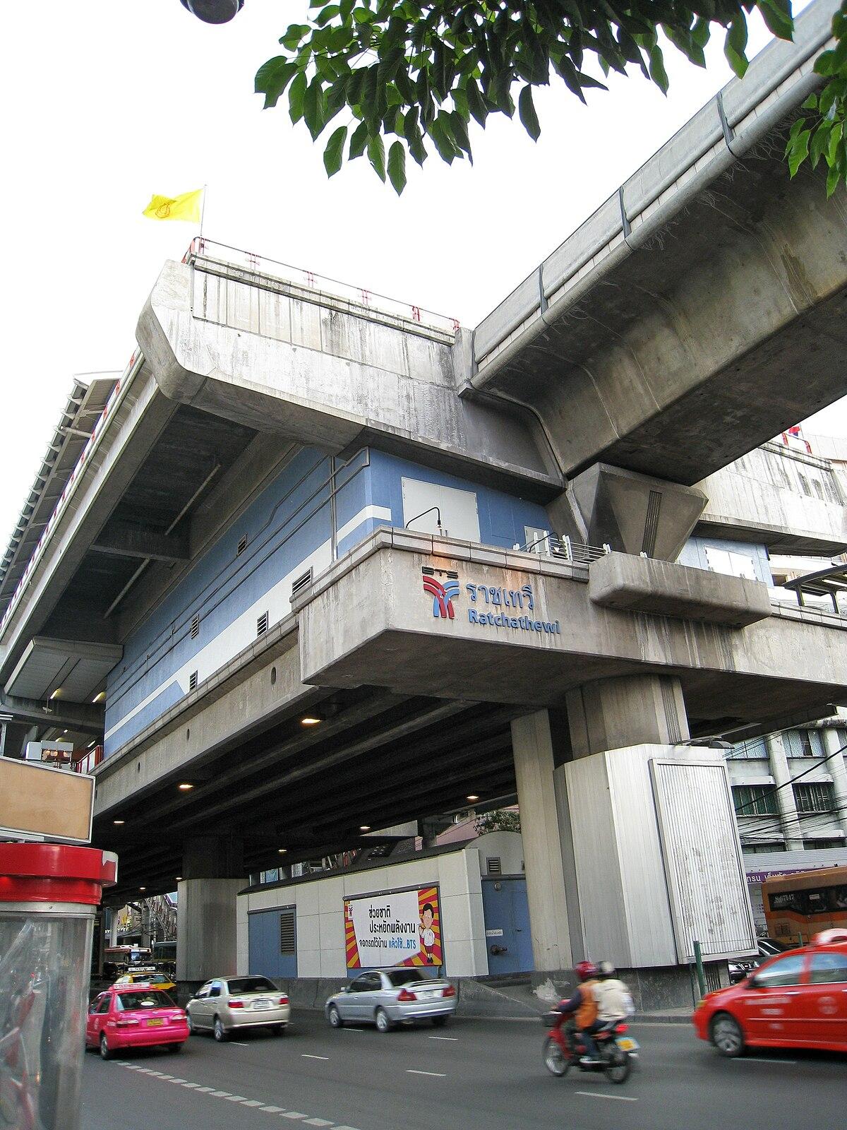 Ratchathewi station - Wikipedia
