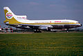 BWIA - Trinidad and Tobago Airways Lockheed L-1011 TriStar 500; 9Y-TGJ, April 1981 DBO (6520815255).jpg