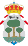 Official seal of Baños de Valdearados