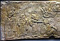 Babylonian prisoners in an Assyrian camp, reign of Ashurbanipal II, 668-630 BCE. From the North Palace at Nineveh, Iraq. British Museum.jpg