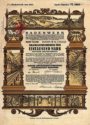 http://upload.wikimedia.org/wikipedia/commons/thumb/0/06/Badische_Landeselektrizit%C3%A4tsversorgung_1000_Mk_1922.jpg/347px-Badische_Landeselektrizit%C3%A4tsversorgung_1000_Mk_1922.jpg