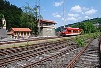 Bahnhof Calw Süd Stellwerk.JPG